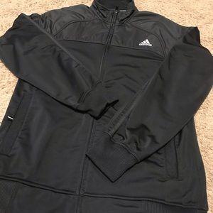Men's adidas track jacket medium